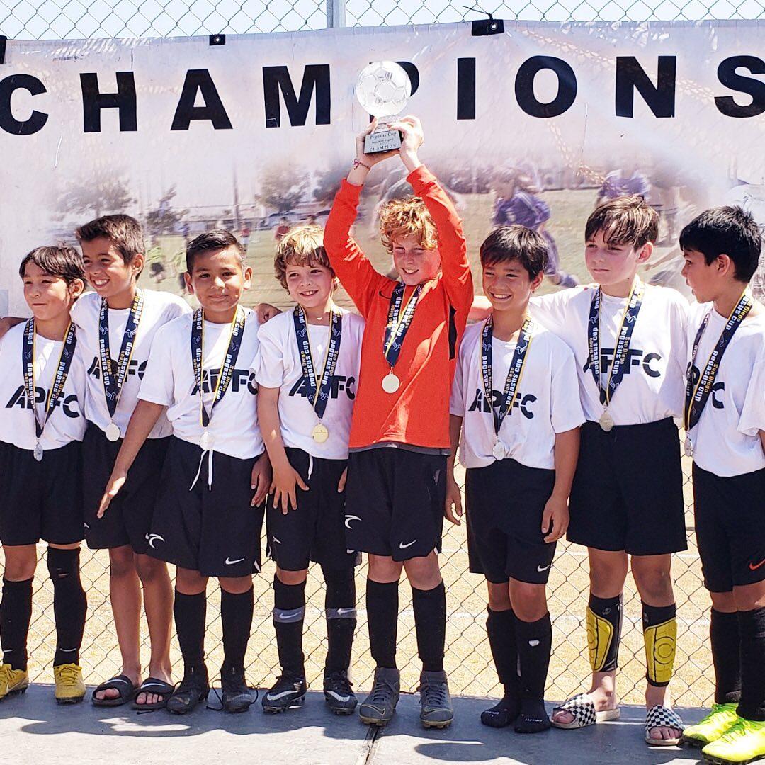 APFC kids winning